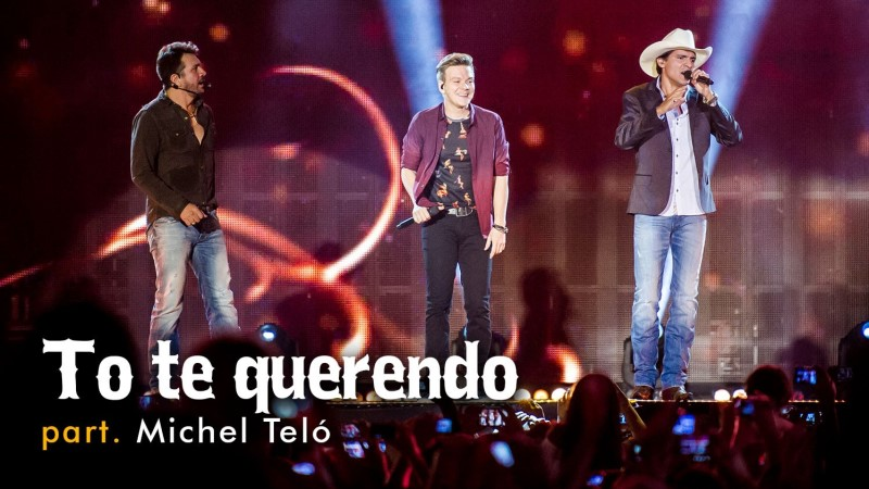 Jads e Jadson - To te querendo  Part. Michel Telo
