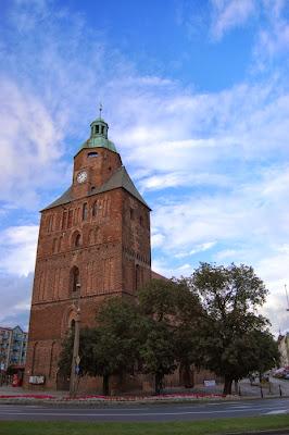 Katedra w Gorzowie Wlkp.