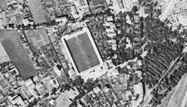 Estadios de f tbol en espa a pamplona campo de san juan for Piscinas san juan pamplona