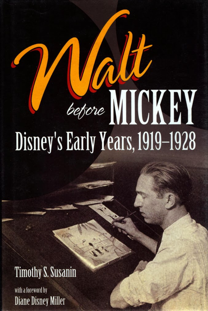 walt disney a biography essay