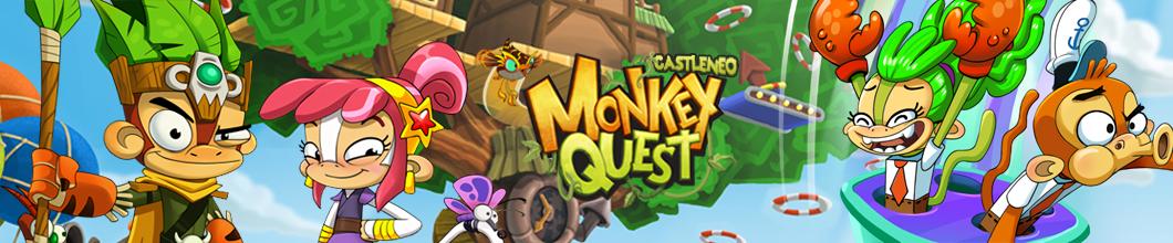 Monkey Quest | Castleneo