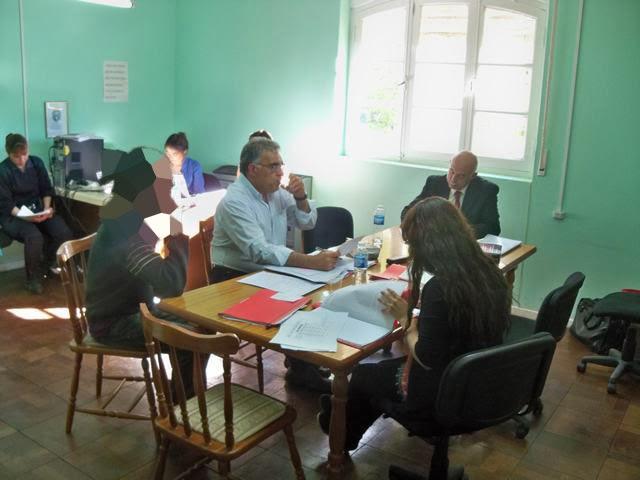 Oficina judicial sarmiento audiencia en el interior for Oficina judicial