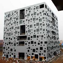 Bangunan dengan 1000 Jendela