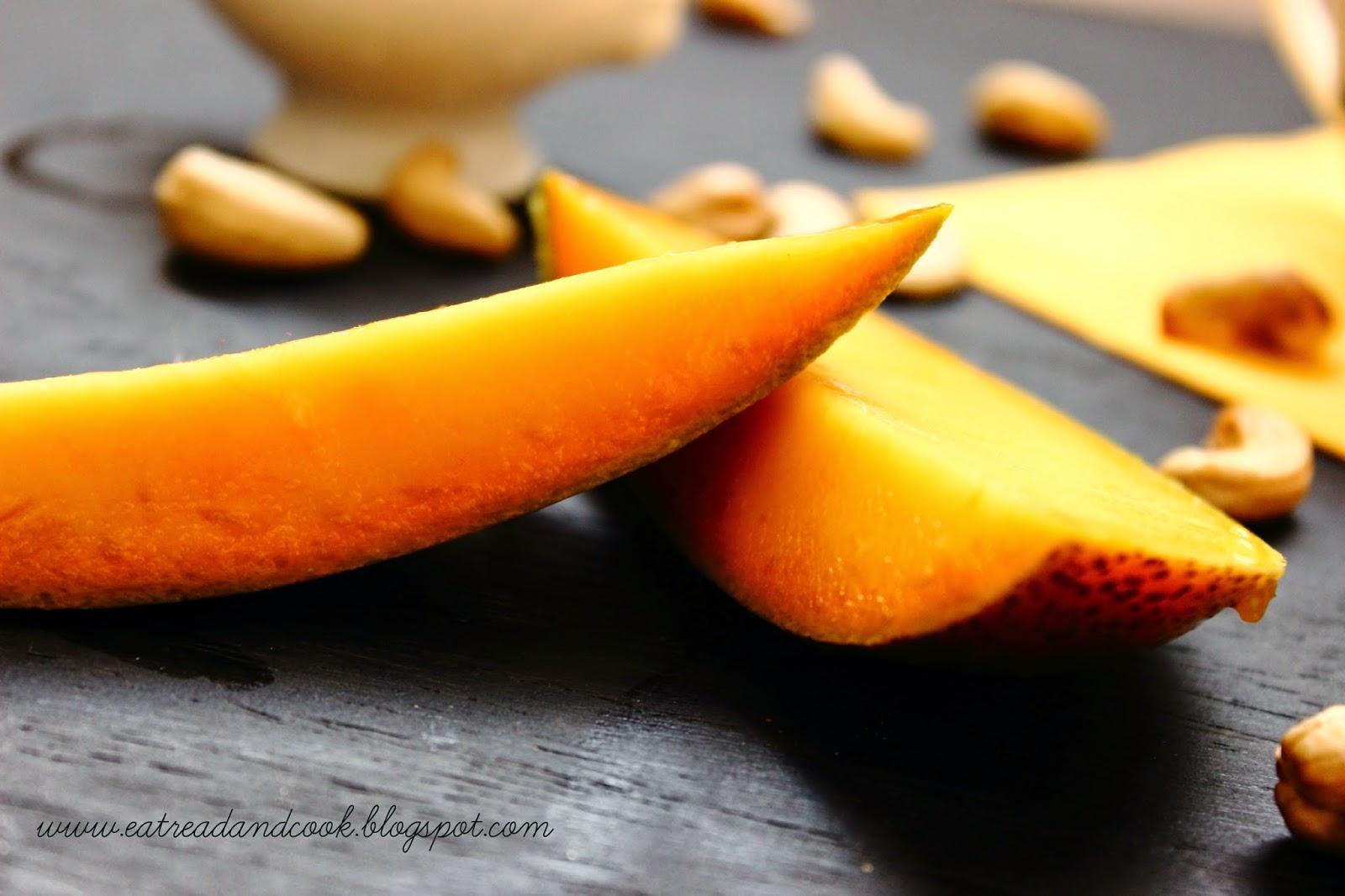 Mango Shrikhand / Amrakhand | Eat Read & Cook