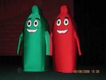 Condoms: México IAS 2008