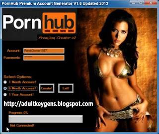 Free Porn Hub Accounts 12