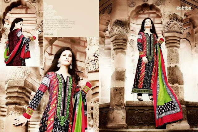 Maria b Pashmina Indian Collection 2013,epcotic emeral design,best design for women,bright colour collection,formal wear,evening wear,comfortable dresses.new shalwar kameez design.latest design 2014