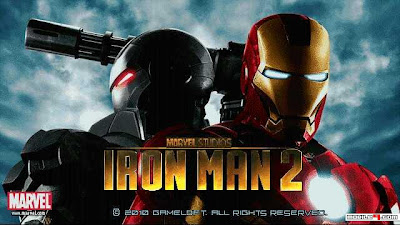 Game HP Iron Man 2