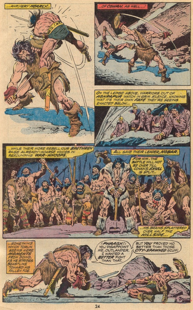Conan the Barbarian (1970) Issue #31 #43 - English 17