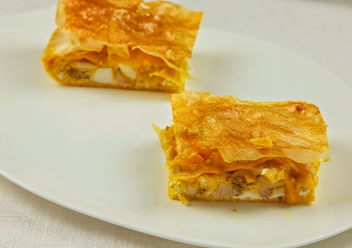Tajine malsouka cuisine tunisienne - Cuisine tunisienne tajine ...