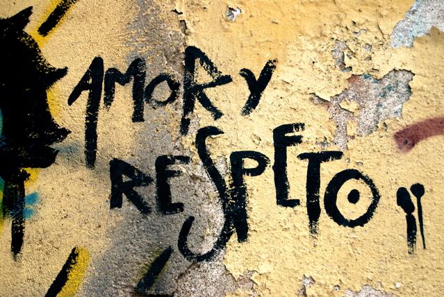 Resultado de imagen de Amor y respeto