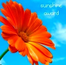 """Sunshine Award"""