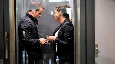 Eerste foto verliefde Rafael en Sabia
