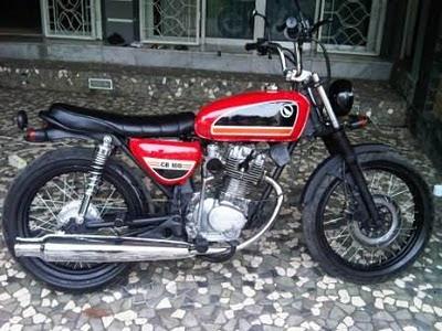 Indonesia, di Nganjuk lah komunitas pemilik Honda CB terbanyak