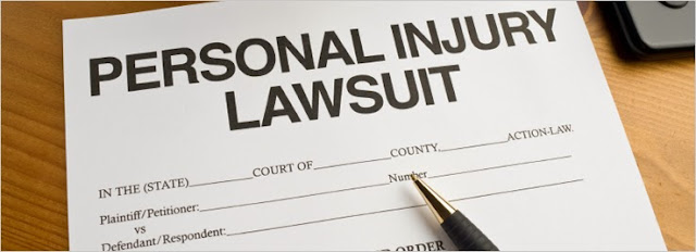 Personal accident attorney