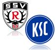 SSV Reutlingen - Karlsruher SC