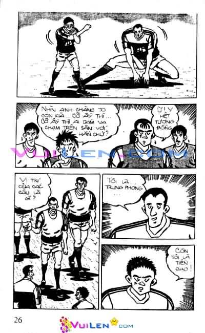 Jindodinho - Đường Dẫn Đến Khung Thành III Tập 63 page 26 Congtruyen24h