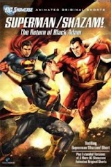 Superman Shazam The Return Of The Black Atom (2010)