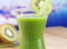 cara membuat, membikin minuman segar es lemon kiwi spesial, istimewa, enak, lezat