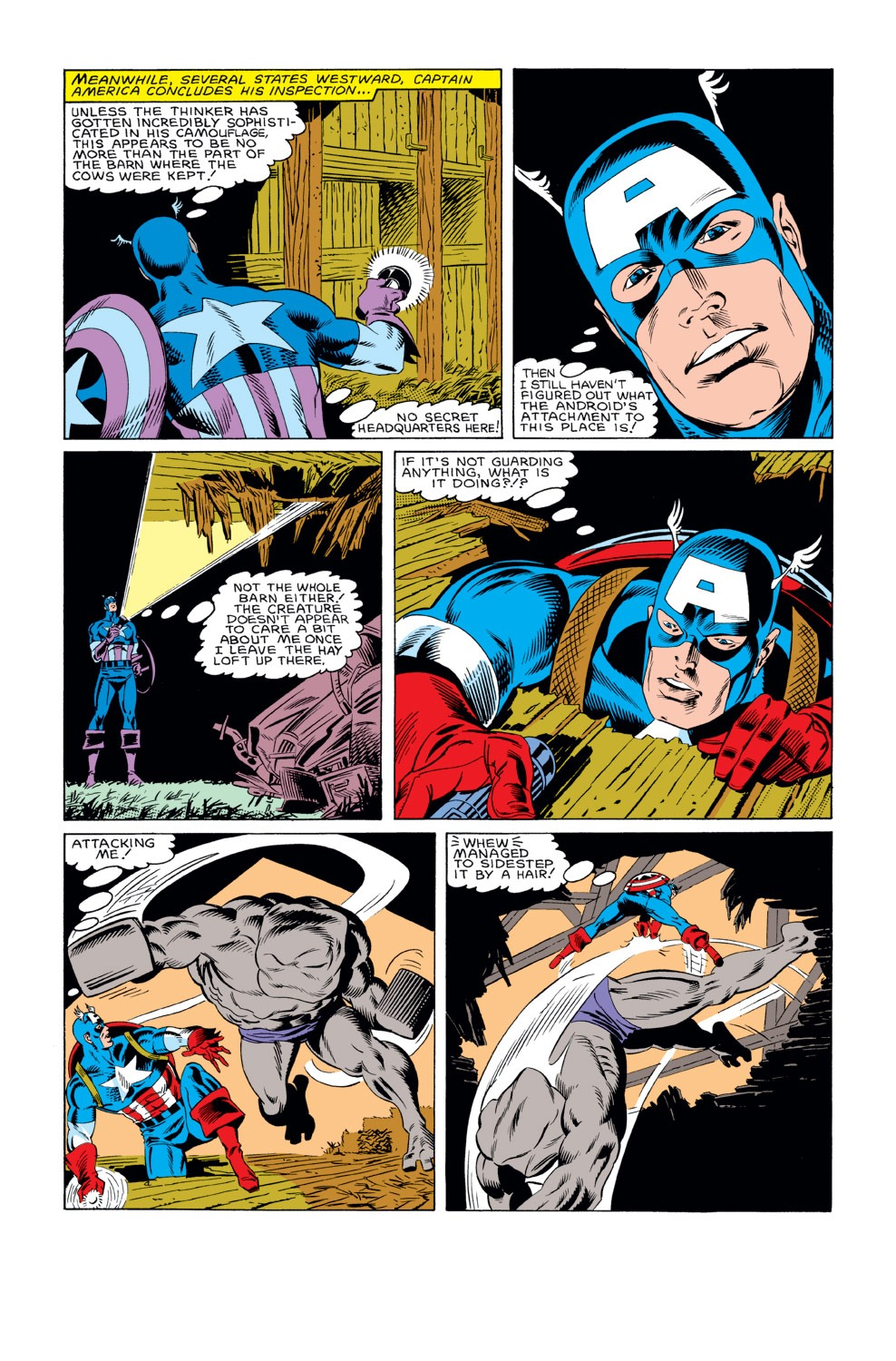 Captain America (1968) Issue #311 #239 - English 17