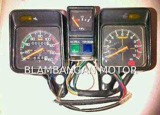 Spedometer Yamaha RX King lama/RXZ