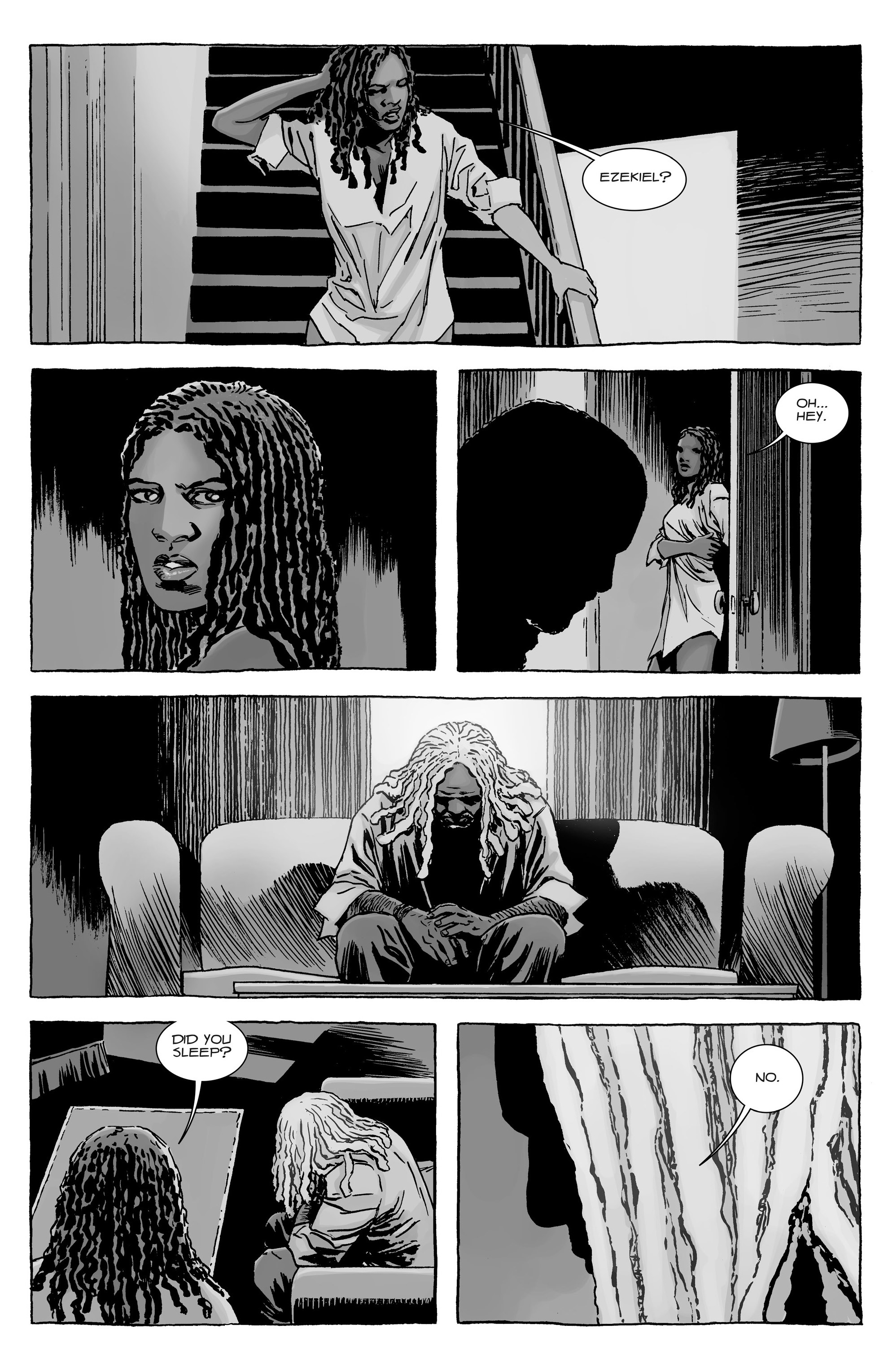 The Walking Dead Issue #119 Page 7