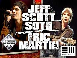 Jeff Scott Soto & Eric Martin