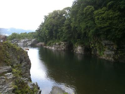 川下り・長瀞町