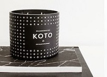 The Blogger Candle KOTO
