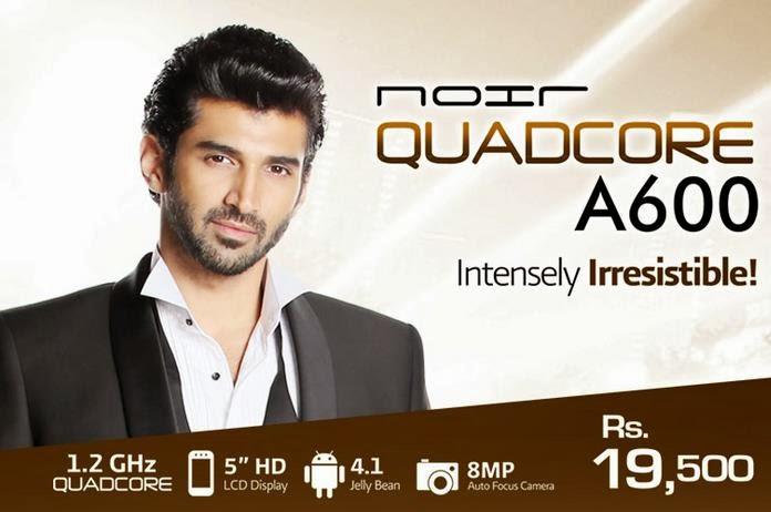 QMobile from Pakistan signs Kareena Kapoor for its PKR 35000.00 Noir Quadcore Z4 Android smart phone