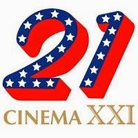 Jadwal Bioskop Cijantung 21 Jakarta Timur