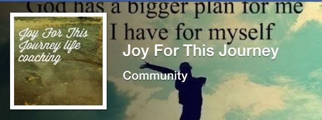 Joy For This Journey Facebook