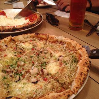 vietnam, otcb on tour, food, pizza, okonomiyaki