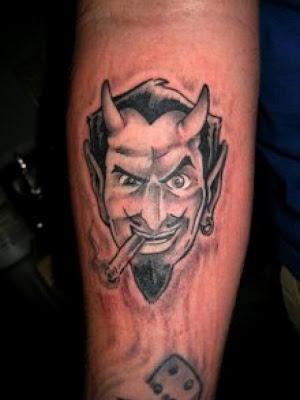 Devil Tattoos For Women