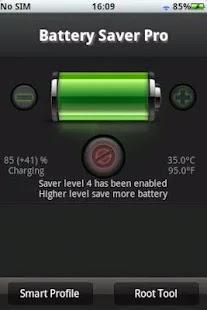 Batarya Tasarruf Programı Apk