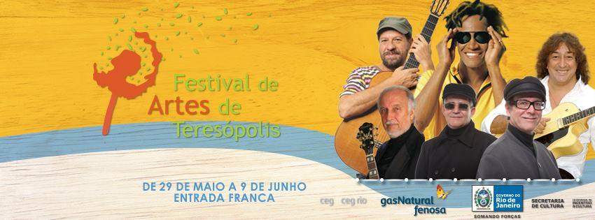 Festival de Artes de Teresópolis 2013