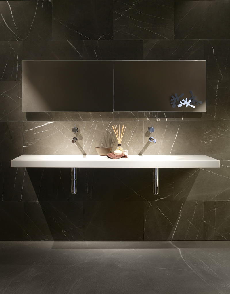 minosa scoop ed washbasin by minosa luxury modern bathroom vanity. Black Bedroom Furniture Sets. Home Design Ideas