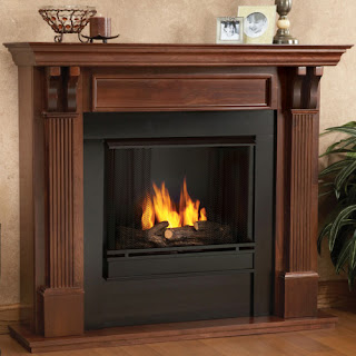 Fireplace Decorating Staying Safe While Using Gel Fuel Or