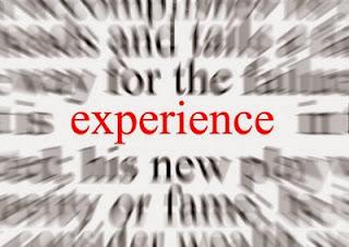 Belajar dari pengalaman untuk menjadi orang besar