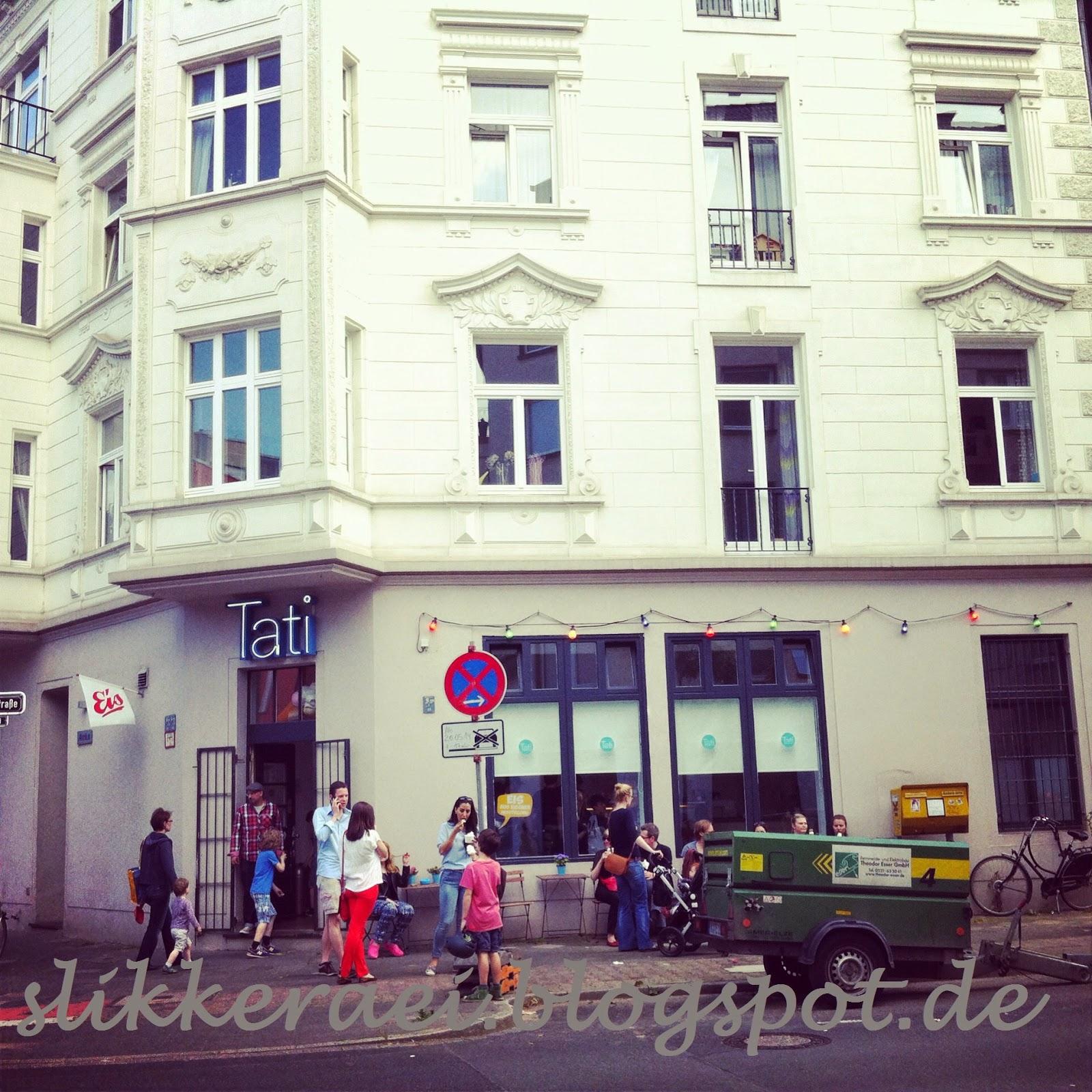 Slikker I Mein Food Blog Eis Eis Lecker Eis Tati In