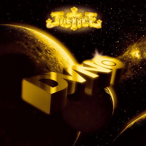 Justice - DVNO - EP Cover