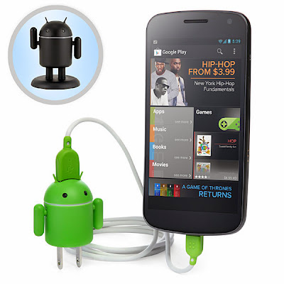 Cool Rechargers and Innovative Smartphone Rechargers (15) 5