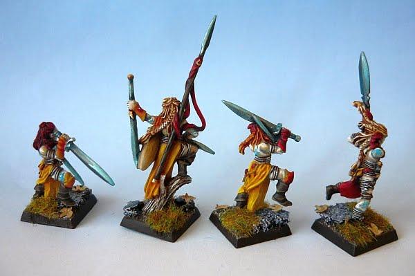 elves - Skavenblight's Wood Elves - Page 2 Warde4
