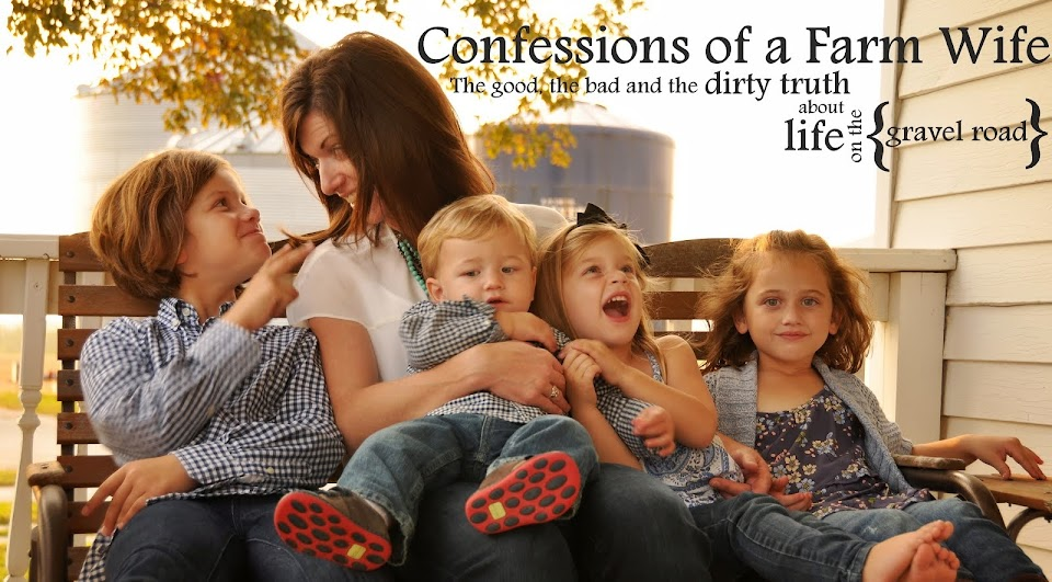 Confessions of a Farm Wife