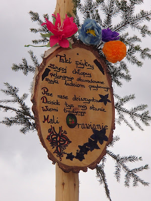 Orawa, Lipnica Wielka, maj, maik, tradycja, zwyczaj ludowy