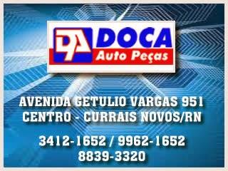 DOCA AUTO PEÇAS