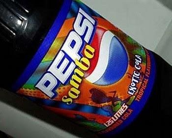 Rare Flavors Pepsi