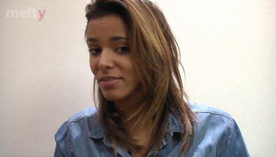 Interview vidéo de Shy'm, retour sur sa tenue aux NRJ Music Awards