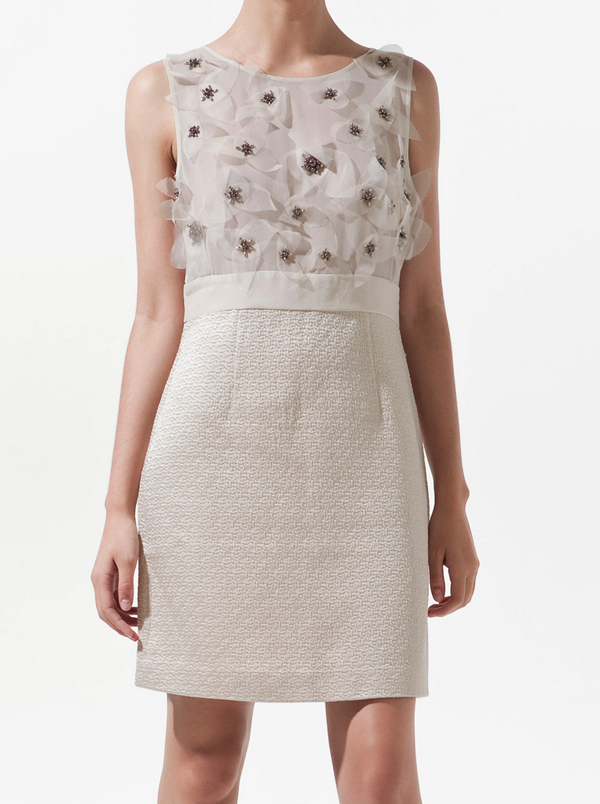 Zara Dress on www.designandfashionrecipes.com by Cristina Dal Monte