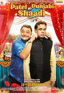 Patel Ki Punjabi Shaadi 2017 Punjabi 914MB Pre DvDRip 720p